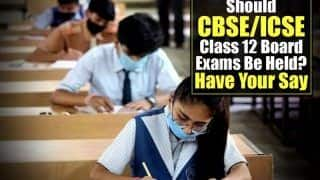 Students React After RP Nishank Seeks Suggestion on CBSE, ICSE Pending Class 12 Board Exams   LIVE