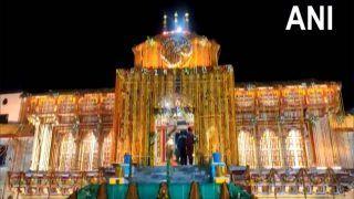 Uttarakhand Lockdown Latest Uodate: चार धाम यात्रा स्थगित, सीएम रावत ने कहा-घर से ही पूजा कर लें, VIDEO
