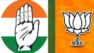 Rajasthan Bypoll Results 2021: राजस्थान में कांग्रेस दो सीटों पर और बीजेपी एक सीट पर आगे