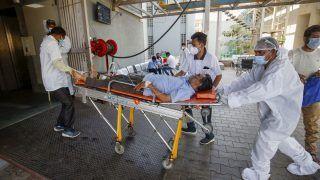 लगातार दूसरे दिन देश में उपचाराधीन मरीजों की संख्या में कमी आई