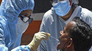 Haryana Lockdown Effect: स्वास्थ्य मंत्री का दावा- लॉकडाउन की वजह से घट रहे मामले