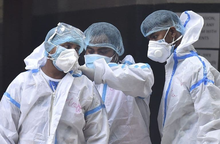 Delhi Registers 4524 Fresh COVID-19 Cases, 10,918 Recoveries In Last 24 Hours