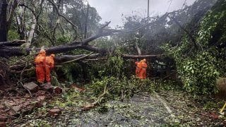 Cyclone Tauktae 'Very Likely' to Intensify Further, Landfall in Gujarat Early Tuesday | Highlights