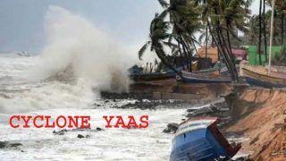 Cyclonic Storm YAAS Latest Update: बंगाल की खाड़ी में उठा चक्रवाती तूफान 'यास' ला सकता है बड़ी तबाही, हाई अलर्ट जारी