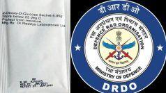 Covid 19 New Medicine: कोरोना के खिलाफ मैदान में आया DRDO, आज लॉन्च होगी एंटी कोविड दवा