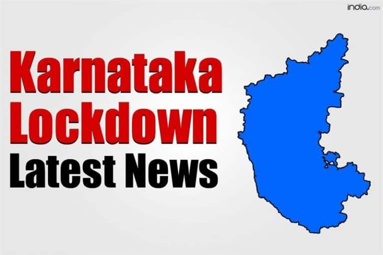 Karnataka Lockdown: Officials Take Strict Action Against People For Entering State Without RT-PCR Test Report