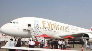 Dubai-bound Emirates Plane Flies with 1 Passenger from Mumbai