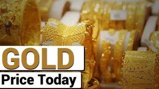 Gold rate today, 3 September 2021: फेस्टिव सीजन से पहले 1,000 रुपये टूटा सोना, जानें- आज क्या हैं सोने के रेट?