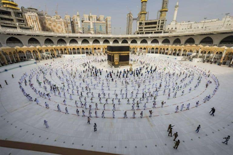 Good News! Saudi Arabia to Hold Haj Under COVID Safety Measures