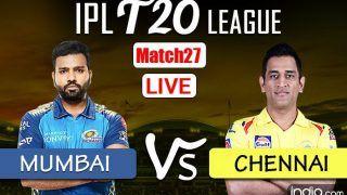 Match Highlights MI vs CSK IPL 2021: Kieron Pollard Powers Mumbai Indians to 4-Wicket Win Over Chennai Super Kings in Last-Ball Thriller