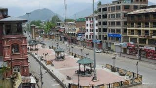 Jammu and Kashmir: Lockdown Extended in J&K Till May 17. Check New Guidelines