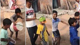 Viral Video: Desi Kids Recreate Wedding 'Baarat' in The Most Hilarious Way, Internet Loves Their Innocence | Watch