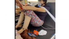 Viral Video:'लव यू जिंदगी' सुनते-सुनते कोरोना से हार गई ये युवा मां, हजारों दुआओं...