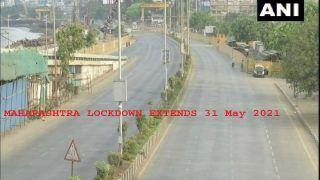 Lockdown In Maharashtra: महाराष्ट्र में 31 मई तक बढ़ा लॉकडाउन, 15 दिनों तक जारी रहेगी पूरी सख्ती