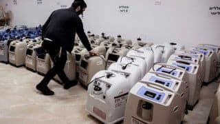 Over 3,600 Oxygen Concentrators Land in Delhi From China in Biggest-ever Aid Consignment