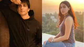 Sonu Sood Calls Sara Ali Khan 'Hero' After She Contributes To His Covid-19 Relief Foundation