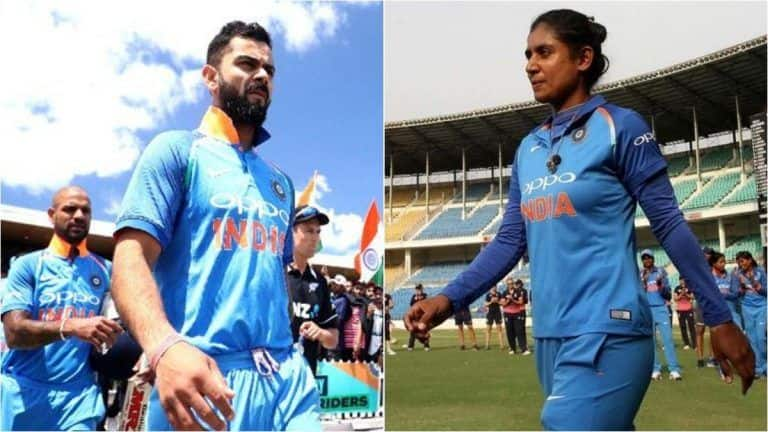 Personal COVID Test For Kohli & Co., Women Players to Carry Own Reports - BCCI's Double Standards Exposed?