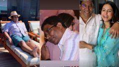 पिता की यादों में खोई हैं Hina Khan, पापा की टी-शर्ट पहनकर आई लाइव...कहा 'मुश्किल से खुद को...'