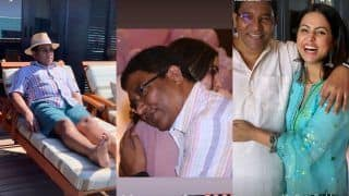 'My Dear Daddy I Miss You': Hina Khan Shares Loving Memories of Late Father Through Old Photos