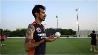 Chahal's Place Not Under Scanner: RCB Coach Simon Katich Defends Out-of-Form Spinner