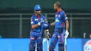 Prithvi Shaw Made KKR Game Easy by Striking Six Boundaries in First Over, Says Shikhar Dhawan