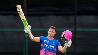 IPL 2021 RR vs SRH: Centurion Jos Buttler Guides Rajasthan Royals to Comprehensive 55-Run Victory Over Sunrisers Hyderabad
