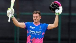 IPL 2021: Jos Buttler Reacts After Returning to Form With Century Against SRH: