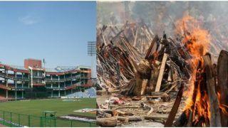 Delhi Recorded More Deaths Than Runs Scored On IPL Match Days