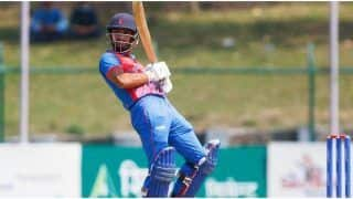 Nepal's Kushal Bhurtel Nominated For ICC Player of The Month Award