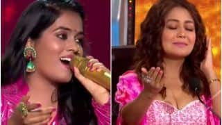 Indian Idol 12: Neha Kakkar In Love With Sayli Kamble's Performance, Says 'Even I Cannot Sing Like You'