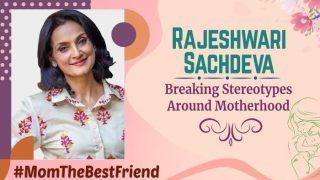 Rajeshwari Sachdev खुद को एक परफेक्ट मॉम मानती हैं या नहीं? बेटे के साथ ऐसी है बॉन्डिंग
