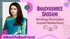 अपने बेटेAbhimanyu Dasani के साथ-साथ बड़ी हुई हैं Bhagyashree?Stereotype तोड़ती हुई मां की कहानी