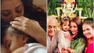 Aishwarya Rai Shares Unseen Pictures With Daughter Aaradhya: My Love, My Life