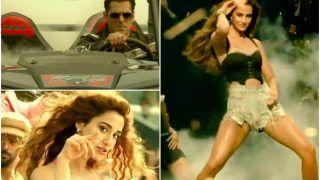 Salman Khan Goes 'Zoom Zoom' as Disha Patani Flaunts Some Hot Dance Moves in New Radhe Song