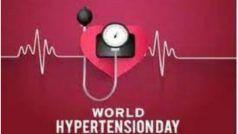 World Hypertension Day 2021: क्यों मनाया जाता है वर्ल्ड हाइपरटेंशन डे, जानें लक्षण और बचाव के तरीके