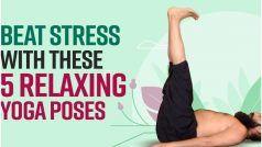 Yoga Poses for Stress: कोरोना काल में स्ट्रेस से मुक्ति पाने के लिए करें ये 5 योगासन, मिलेगी राहत