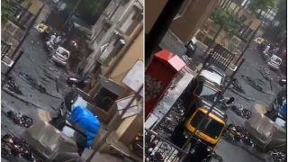 Tauktae Updates: मुंबई से सटे ठाणे के रिहायशी इलाके में घुसा नाले का पानी, लोगों ने ट्विटर पर खूब लिए मजे- देखें VIDEO और Meems..