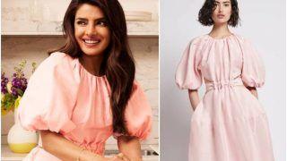 Priyanka Chopra Jonas Goes Easy-Breezy in a Pretty Pink Dress Worth Rs 43.5K, You Like?