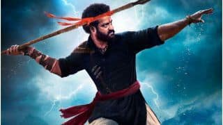 Jr NTR's Intense Look In RRR's New Poster Will Surely Give You Goosebumps
