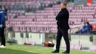Ronald Koeman Lashes Out at Barcelona Board For Lack of Support in Business End of Season, Uncertain Over His Future