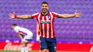 Luis Suarez Powers Atletico Madrid to La Liga Title With 2-1 Win Over Real Valladolid