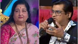 Indian Idol 12 Controversy: Anuradha Paudwal Reacts To Amit Kumar's Claims, Calls Contestants 'Very Talented'