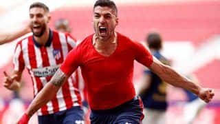 Tale of El Pistolero's Redemption: Scapegoated And Underestimated at Barcelona, Luis Suarez Inspires Atletico Madrid to La Liga Glory
