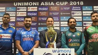 ACC Postpones 2021 Asia Cup to 2023 Due to Packed Schedule