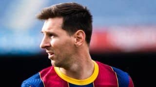 REVEALED: Why is Lionel Messi's NEW Barcelona Contract Getting Delayed - Joan Laporta Answers