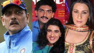 Ravi Shastri ने पहले Amrita Singh से की सगाई फिर इस वजह से तोड़ दिया रिश्ता, अधूरी मोहब्बत की दास्तां...