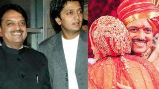 Riteish Deshmukh ने पिता की याद में शेयर किया इमोशनल नोट, जेनेलिया ने तो रुला ही दिया..! See Post