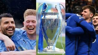 Match Highlights Manchester City vs Chelsea Updates UCL Final: Blues Lift Champions League Trophy With 1-0 Win Over City