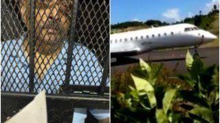 PNB Scam: भारत ने मेहुल चोकसी के प्रत्यर्पण दस्तावेज के साथ निजी विमान डोमिनिका भेजा