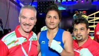 Pooja Rani Claims Gold at Asian Boxing Championships; Mary Kom, Lalbuatsaihi Sign Off With Silver Medals